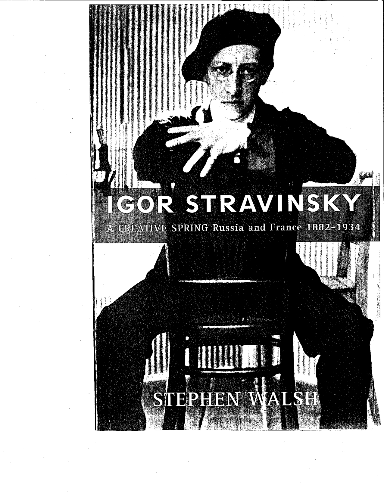 "[Remembering Stravinsky's ""The Rite of Spring"" Lecture by Stephen Walsh]"