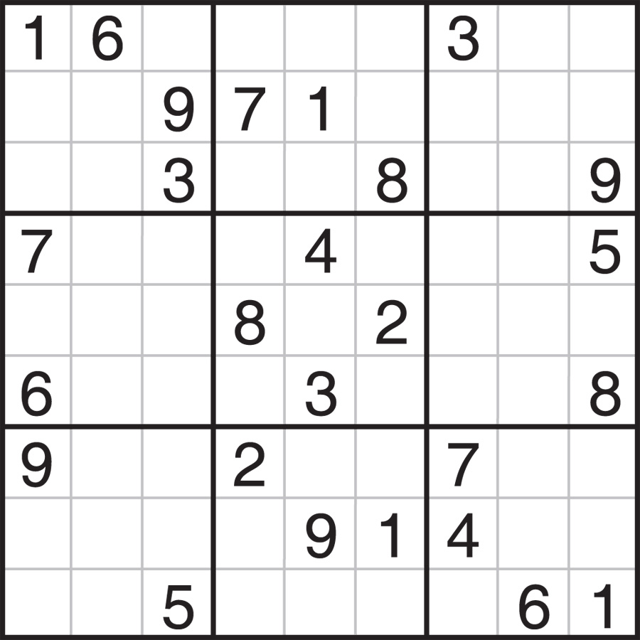 [Fun and (Sudoku) Games with Algebra]