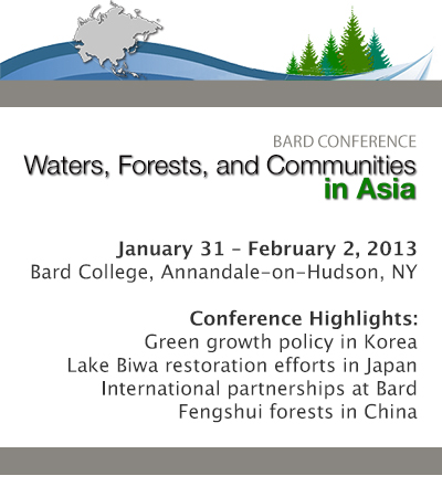 [Conference: Waters, Forests, & Communities in Asia]