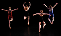 [Senior Dance Concert] Photo by Clayton Horsey