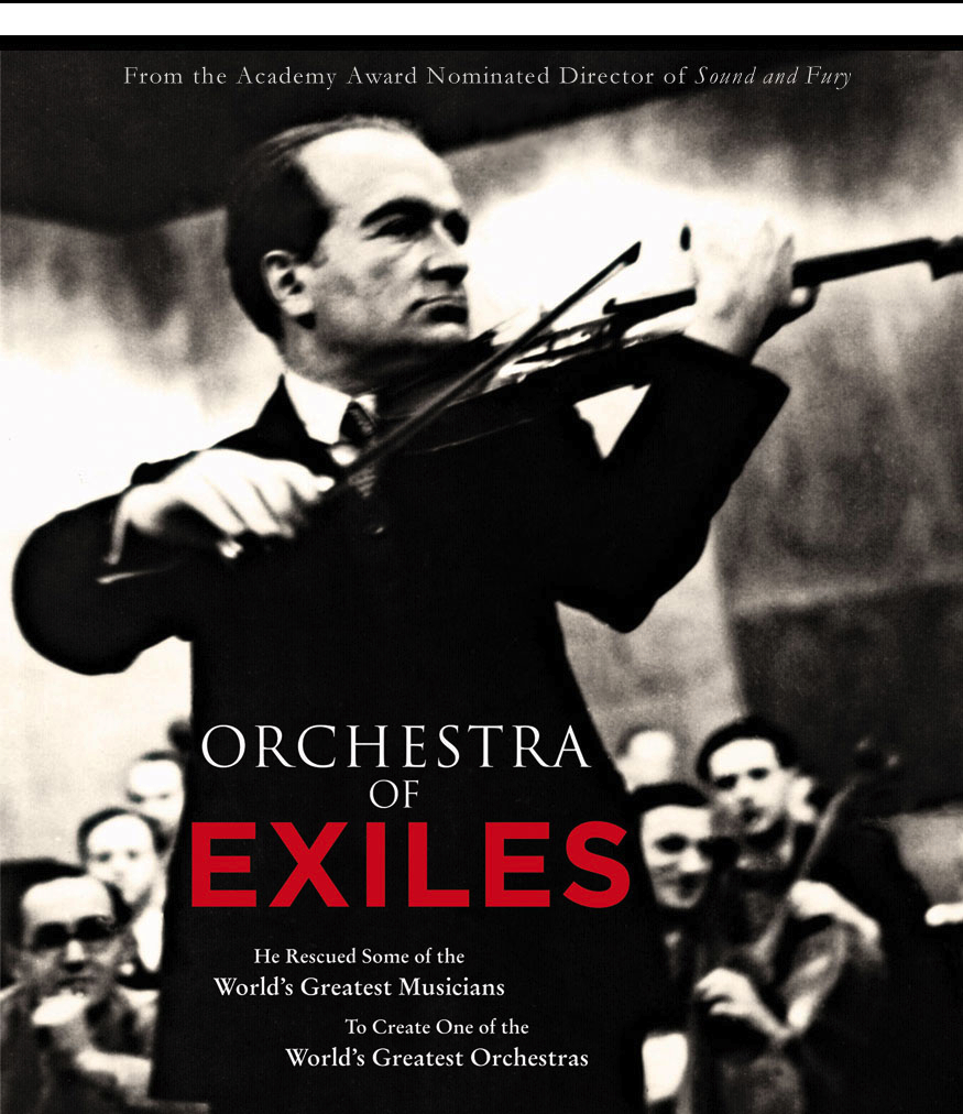[Screening of the Documentary Orchestra of Exiles]