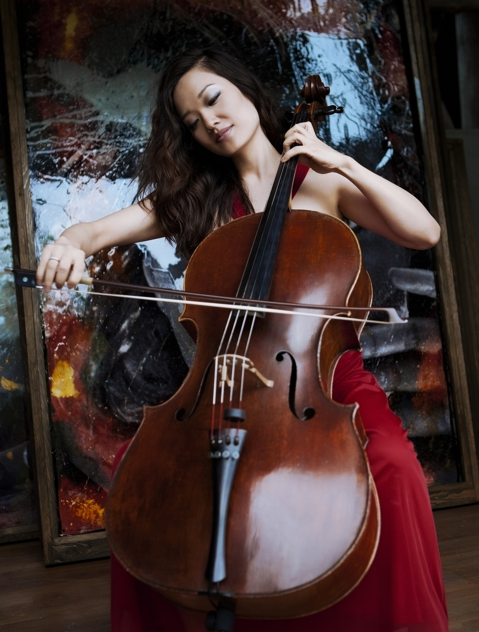 [Classical Conversations Presents  Cellist Soo Bae]