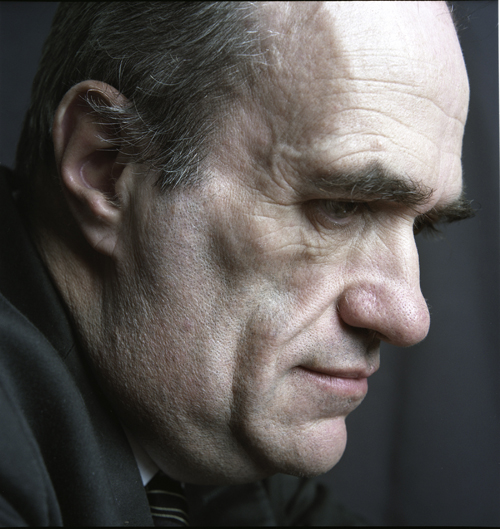 [Colm Tóibín in Conversation with Fintan O'Toole] Colm Tóibín, Photo by Steve Pyke