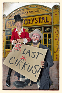 [Bindlestiff Family Cirkus: My Last Cirkus] Photo by Cory Weaver