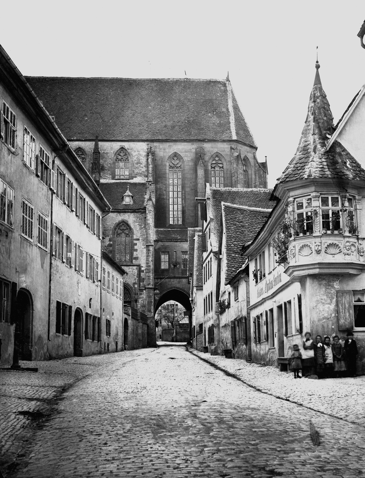 [Katherine M. Boivin, University of Montreal, Candidate for Tenure-Track Medieval Position ] St. Jakob in Rothenburg ob der Tauber
