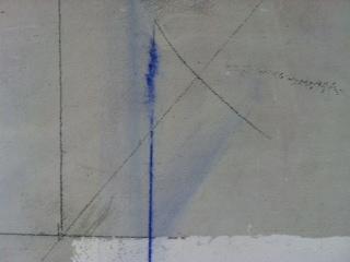 [Sheva Fruitman: Evidence - Blue] blue line      sheva fruitman