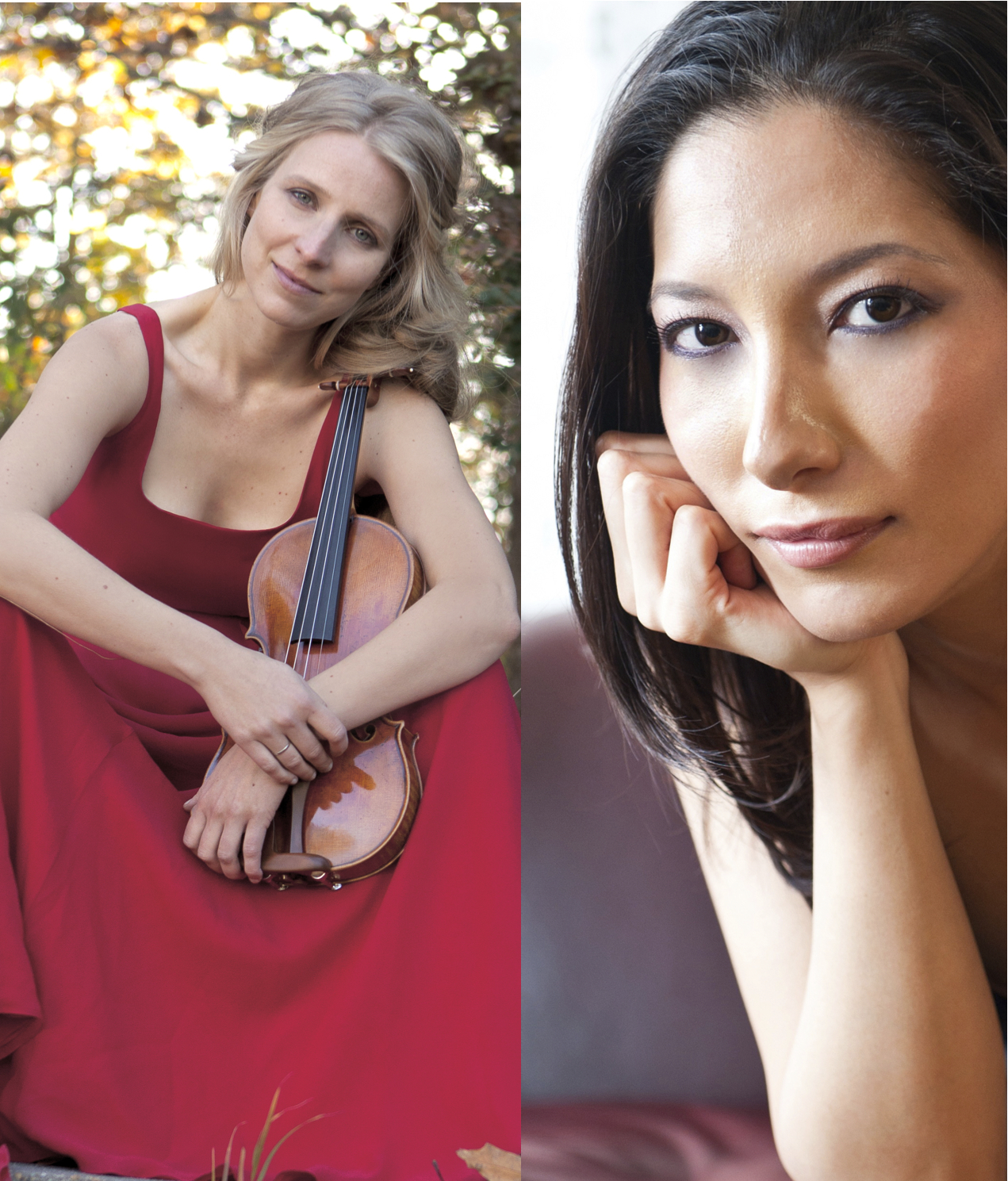 [Tonight!Helena Baillie Violin and Viola, Tanya Gabrielian Piano]