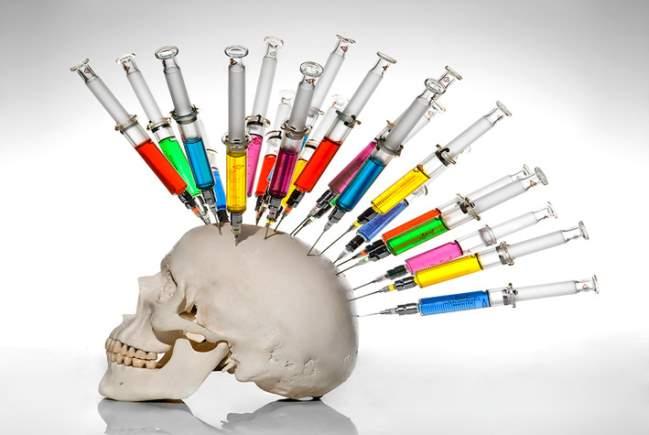 [Molecular Basis of Drug Addiction]