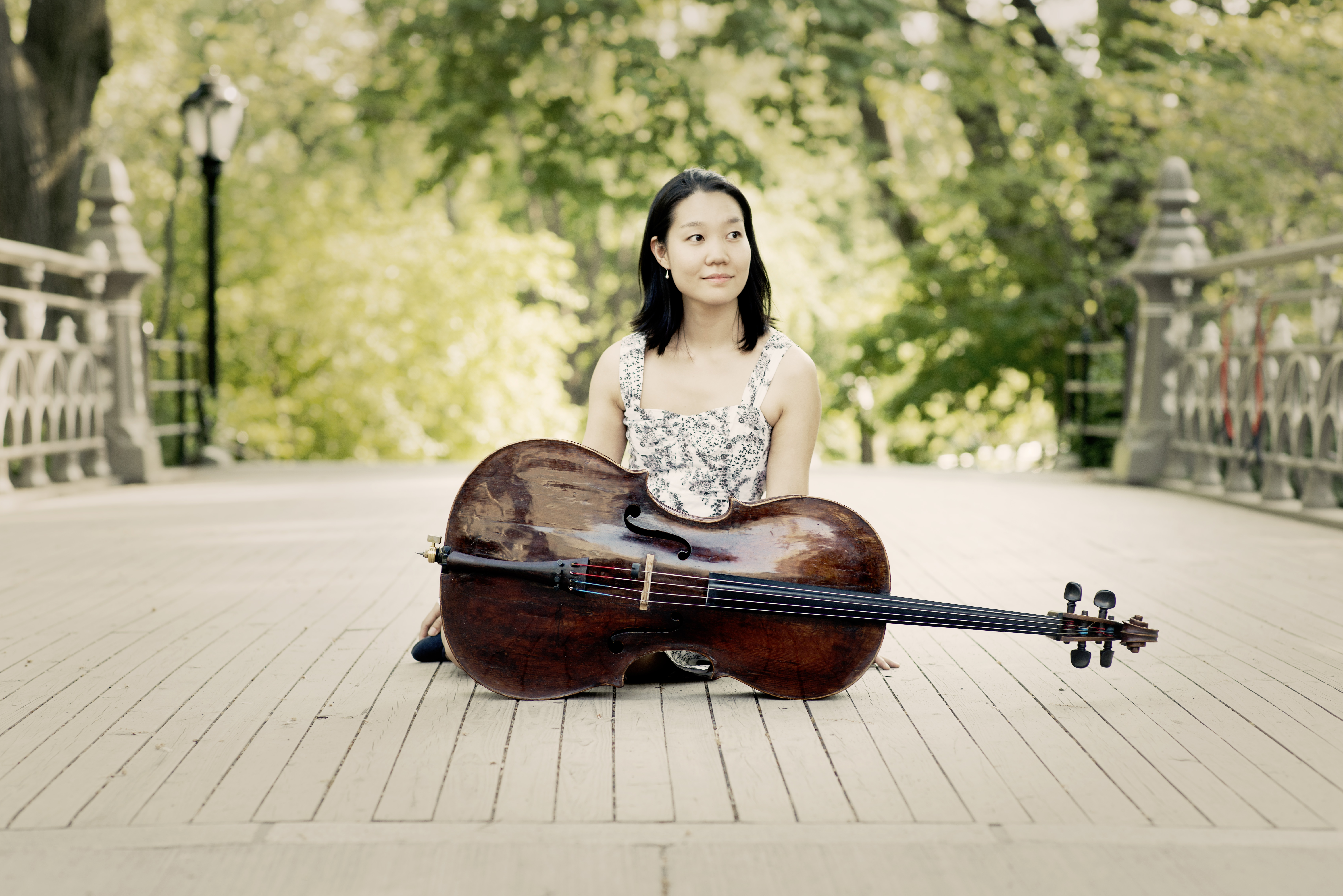 [Bard Conservatory Preparatory Division Faculty ConcertAlice Yoo, celloAdam Golka, piano]