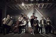 [The Hot Sardines] Photo by Harry Fellows