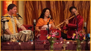 [We Are All Krishna's Flute: A Kirtan Concert]