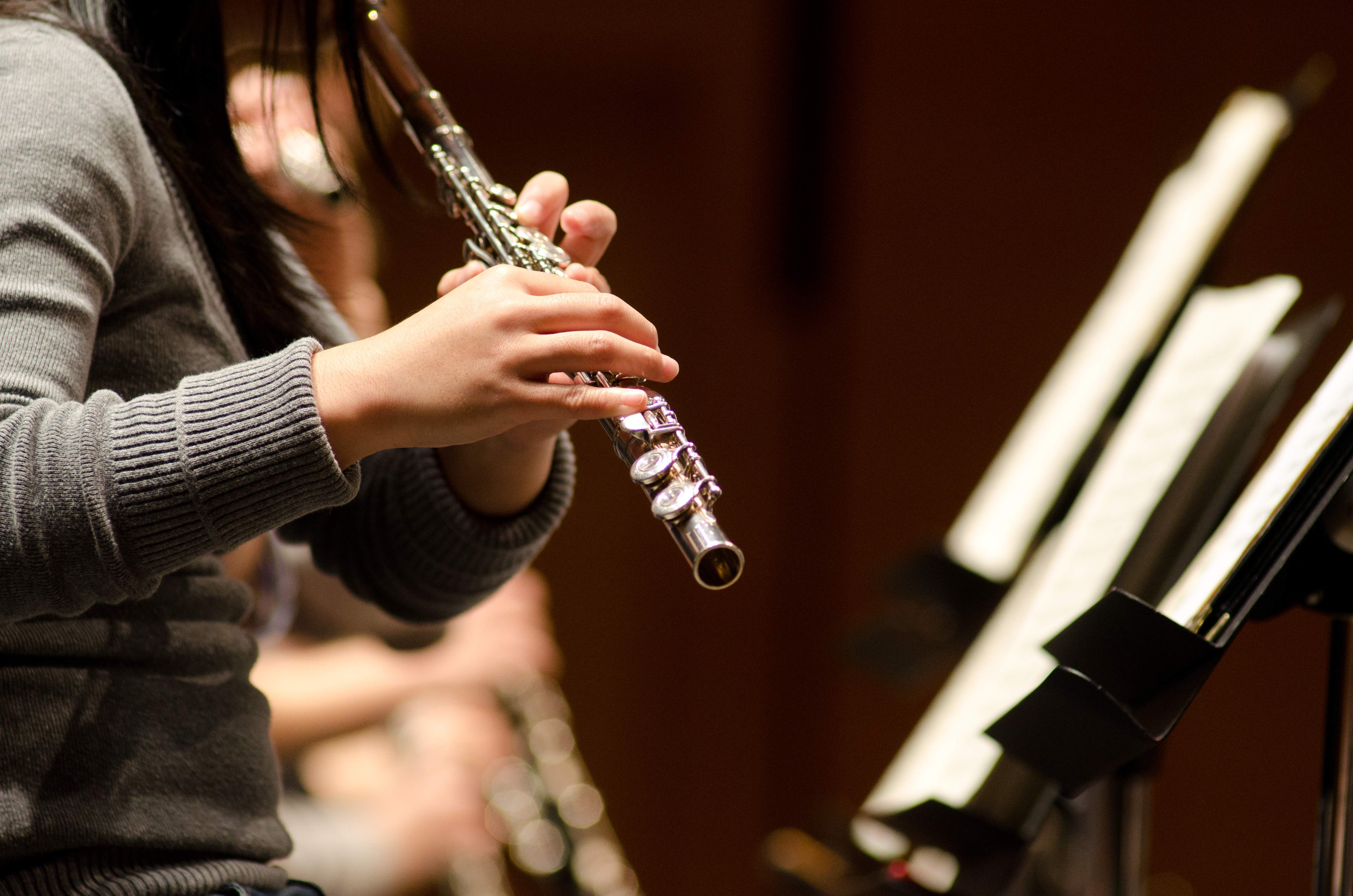 [Flute Recital]