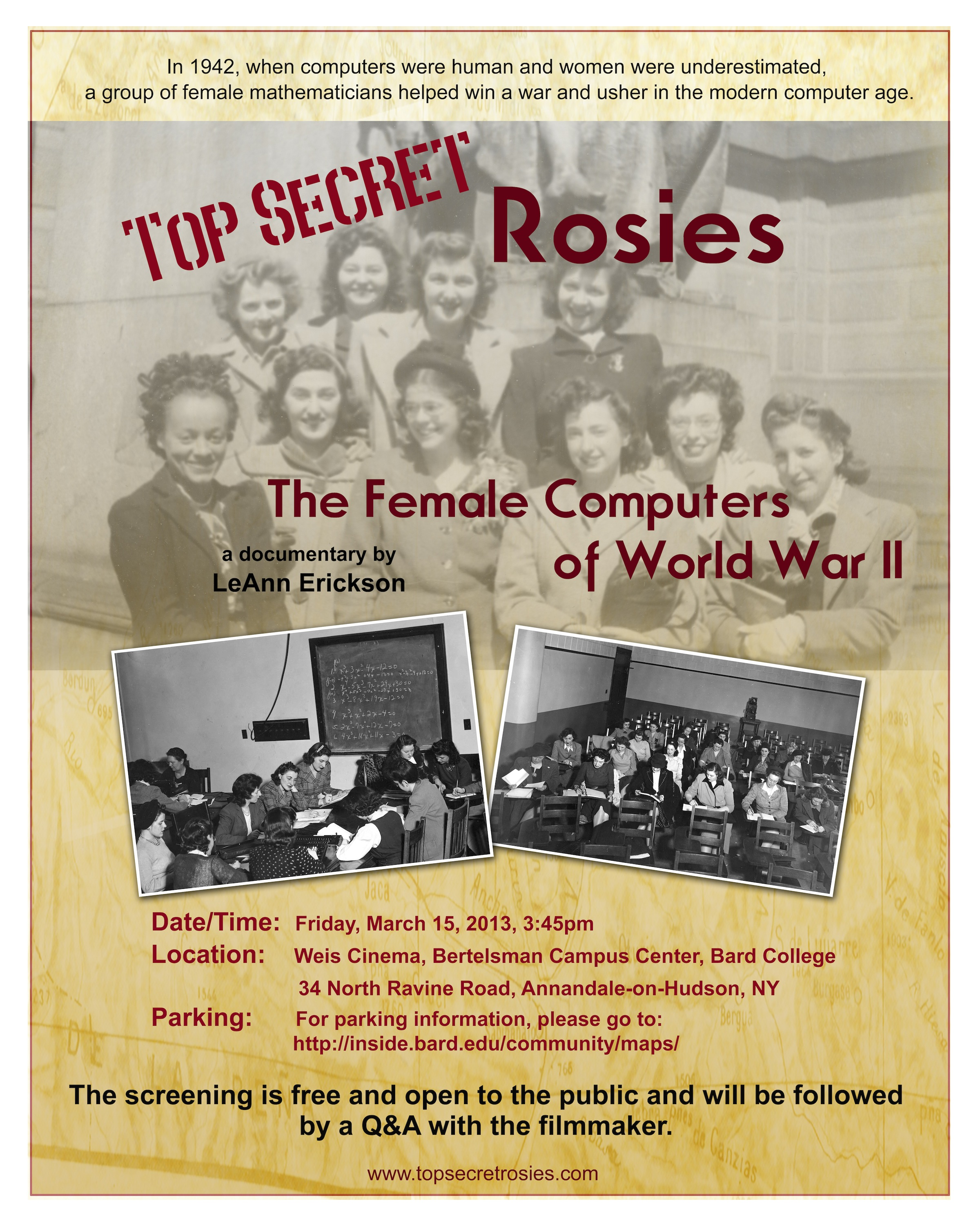 [Top Secret Rosies]