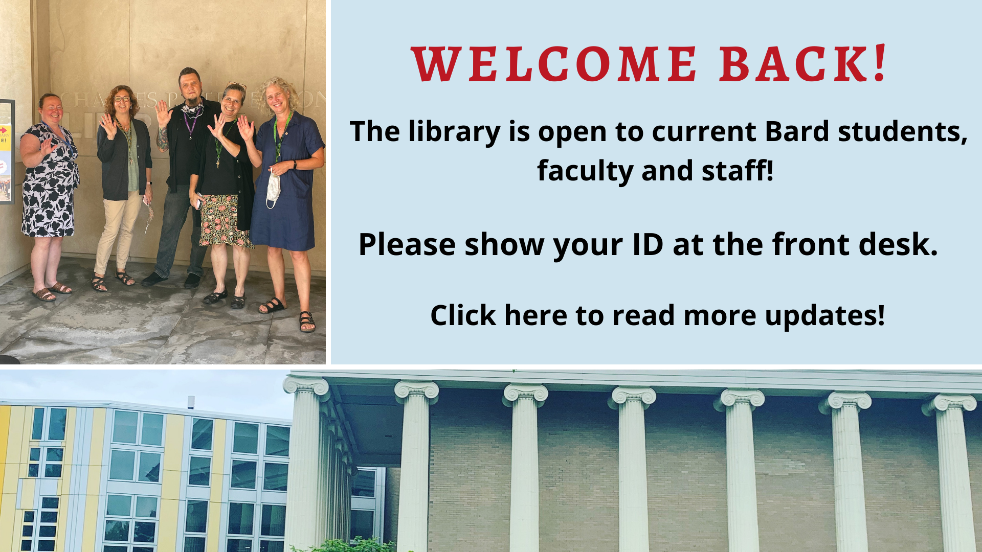 Welcome to the Fall Semester! item