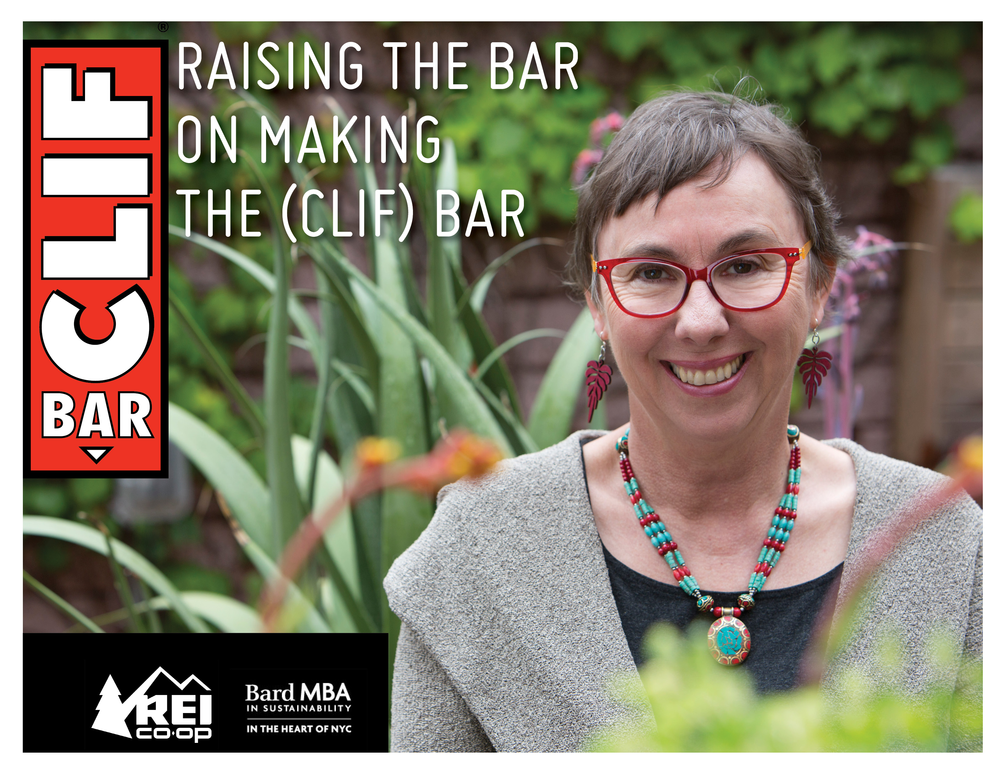 [Raising the Bar on Making the (Clif) Bar]