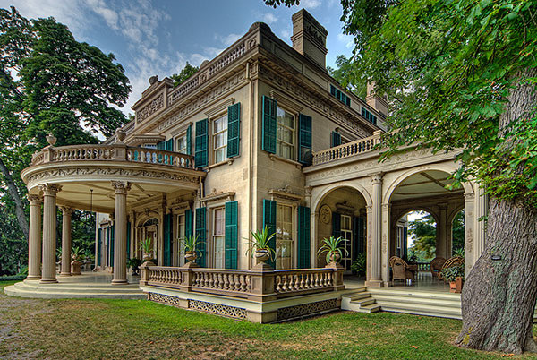 Montgomery Place Mansion