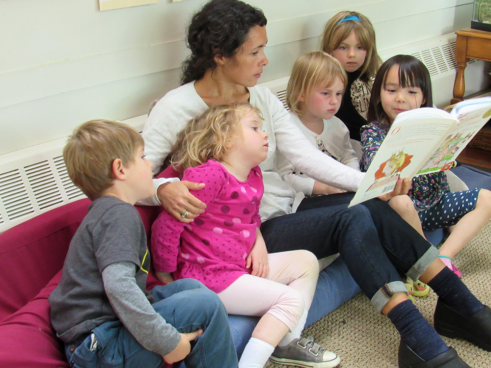 Early Childhood Education At Bard